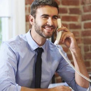 Fertige Telefonansagen